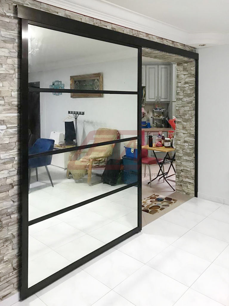 Slide / Swing Doors – Central Aluminium & Glass